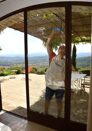 Nettoyage de vitres vaucluse