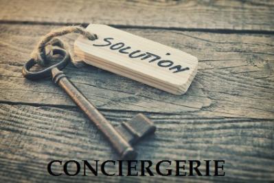 Conciergerie et intendance Vaucluse
