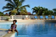 Residence privee avec piscine