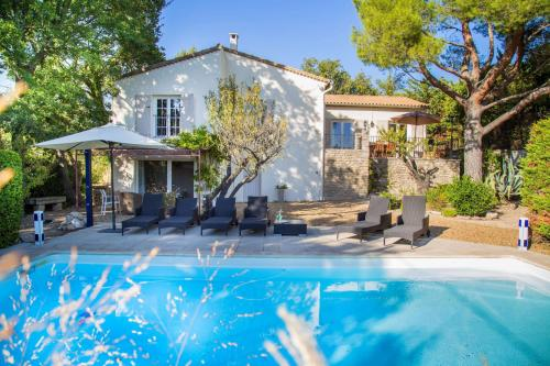 Villa a louer vacances isle sur sorgue avignon gordes